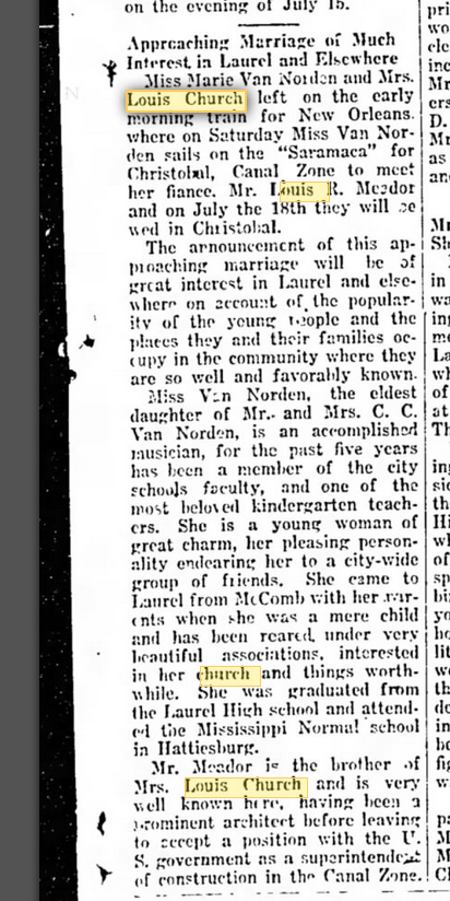 June 12 1929 Laurel, Mississippi part 1