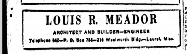 Laurel daily reader laurel mississippi Sep. 9, 1926.png
