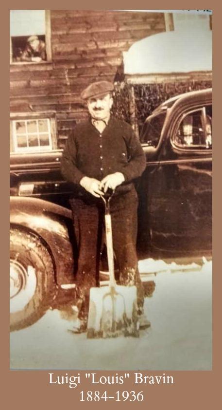 Luigi Louis Bravin