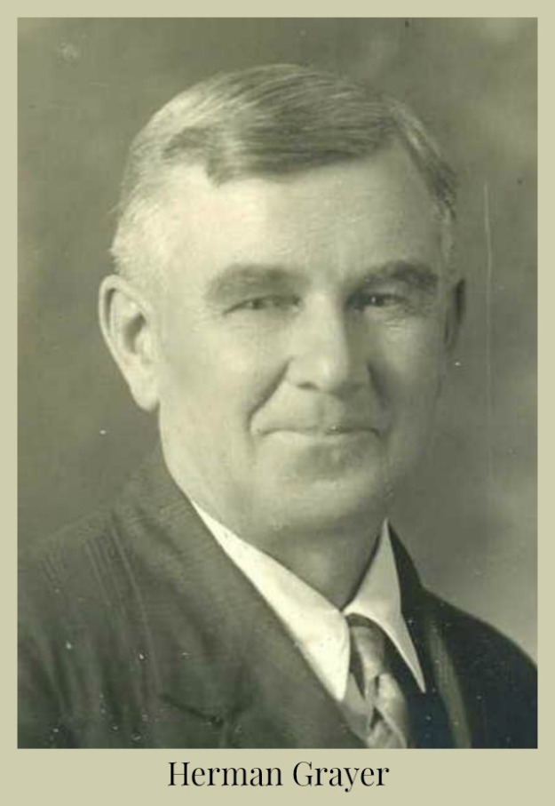 Herman Grayer portrait