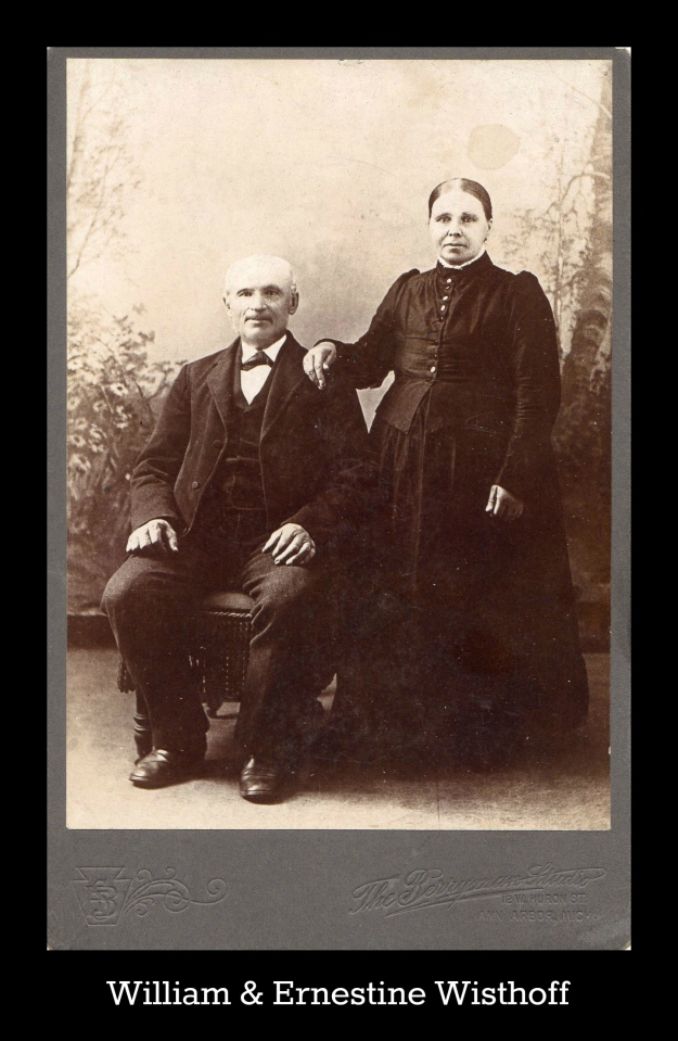 William and Ernestine Wisthoff