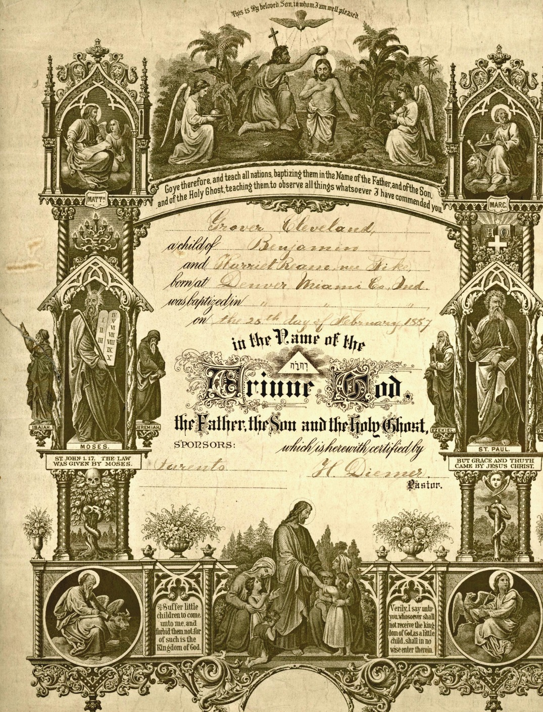 Grover Cleveland Ream baptism certificate.jpg