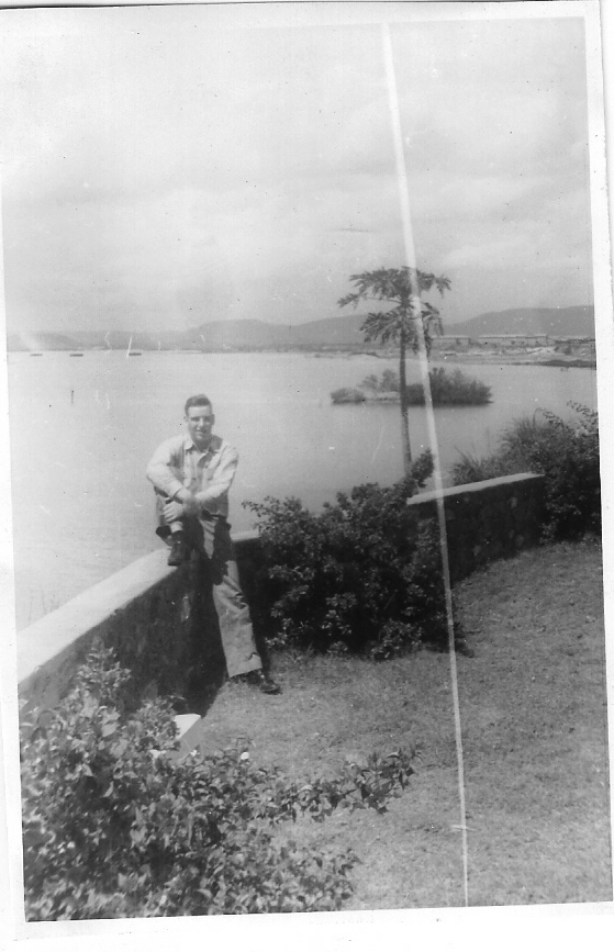 Robert Hess Navy from April-May 1946