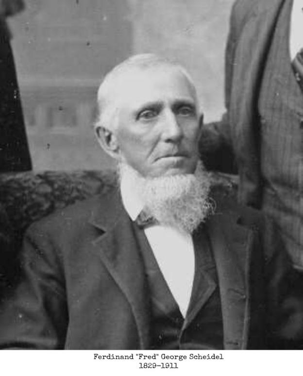 Ferdinand Fred George Scheidel