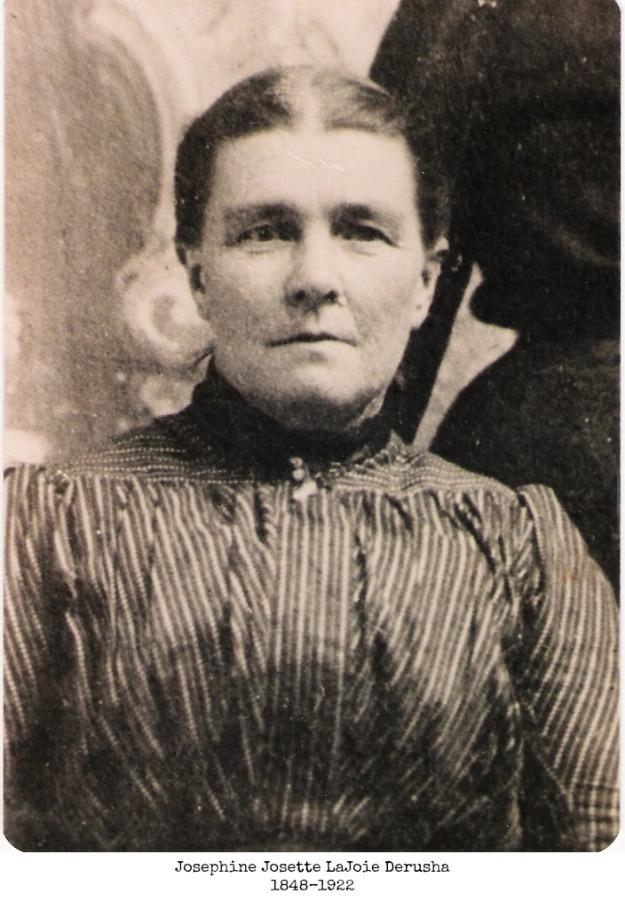 Josephine Josette LaJoie Derusha