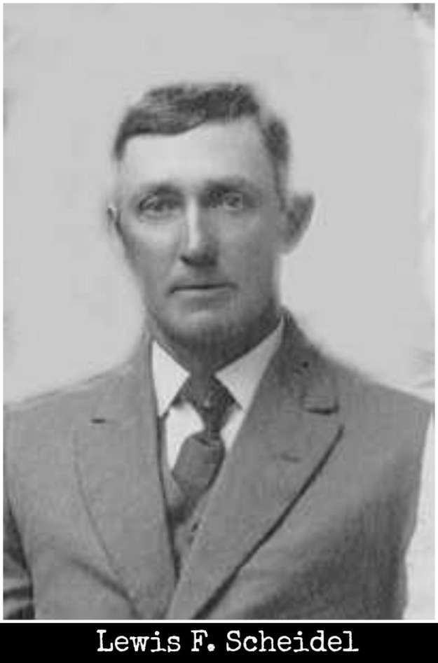 Lewis F. Scheidel