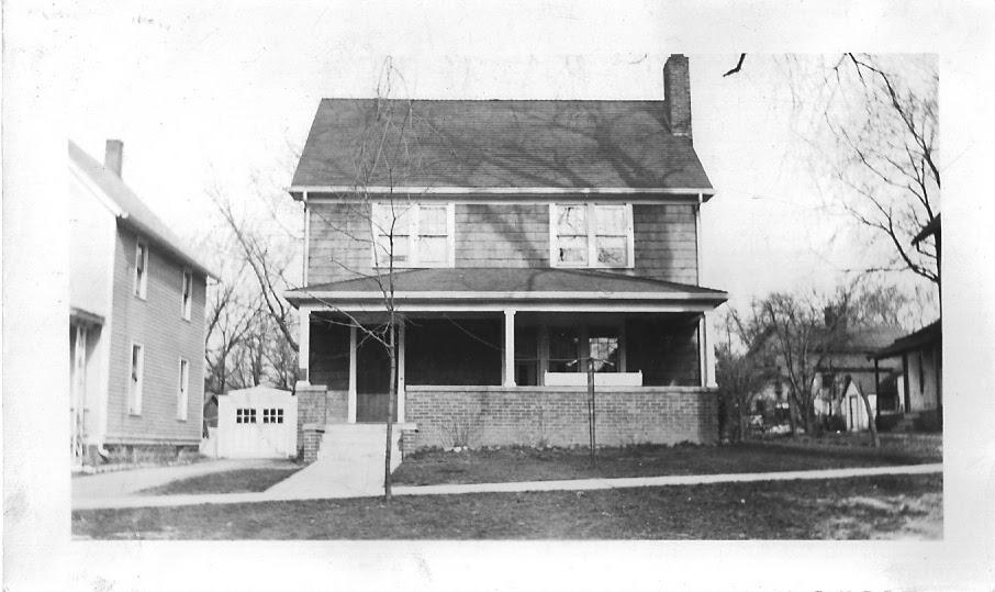 Grandma Pet Amelia Ream Tourist Home on N. Main Street Ann Arbor