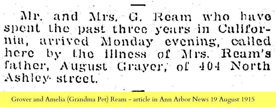 19 Aug 1915 Ann Arbor News page 3