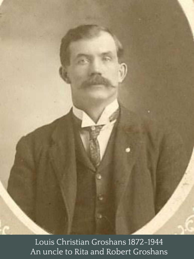 Louis Christian Groshans