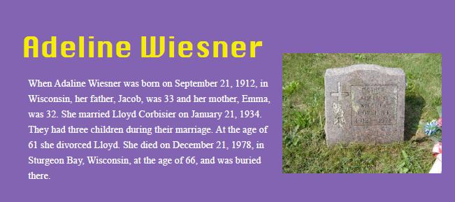 Adeline Wiesner