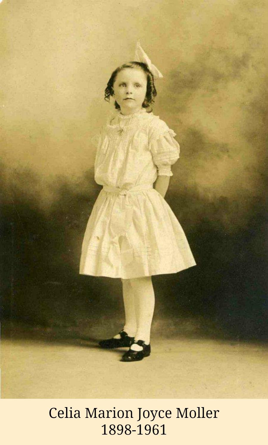 Celia Marion Joyce Moller