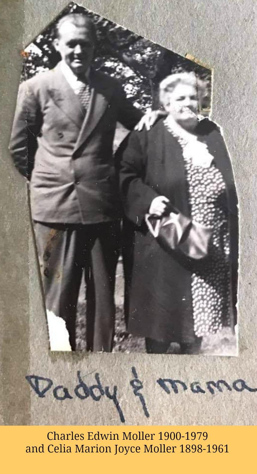 Charles and Celia Moller
