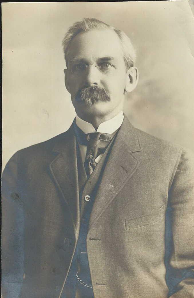 Alexander Irvin Barton