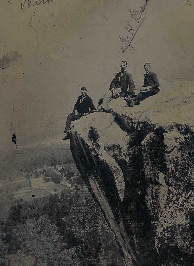 Alexander Irwin Barton, John Hazlet Barton, and Josiah Clark Barton.